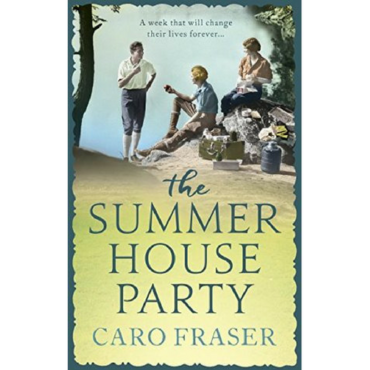 Review – The Summer House Party by Caro Fraser
