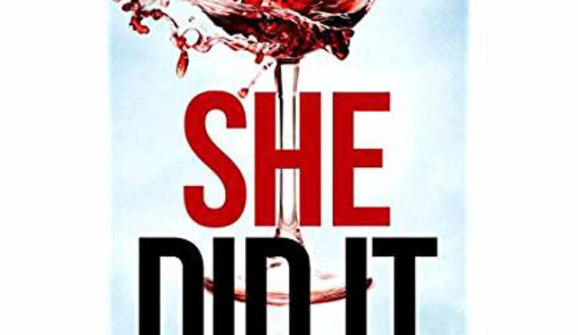 Review – She Did It by Mel Sherratt