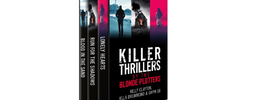 Crime Thriller Book  Jersey Islands