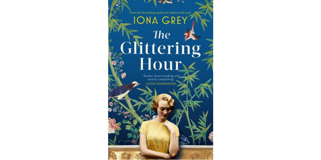 Image result for the Glittering Hour by Iona Grey